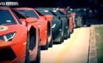 50 Jahre Lamborghini- Tag 2 – Forte dei Marmi nach Bologna