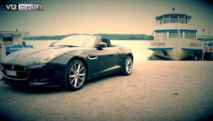 "Jaguar F-Type 3.0 V6 ""S"""