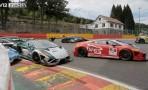 Lamborghini Super Trofeo in Spa