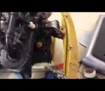 "V12-Serie ""Restauration Fiat 500″ Teil 4 ""Motor Ausbau"""