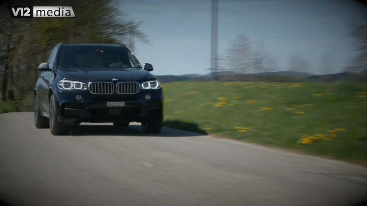 BMW X5 M50d – Der Kraftprotz