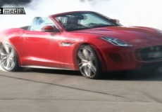 Jaguar F-Type V8 vs Audi S7 V8