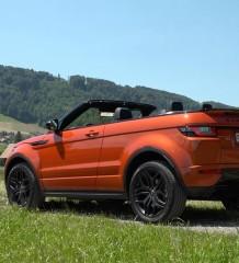 Fahrbericht: Range Rover Evoque Cabrio